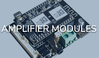 Arylic amplifier modules
