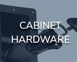 Monacor cabinet hardware