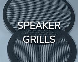 Monacor speaker grills