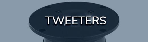 Monacor tweeters