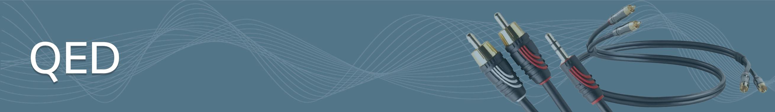 QED audio producten