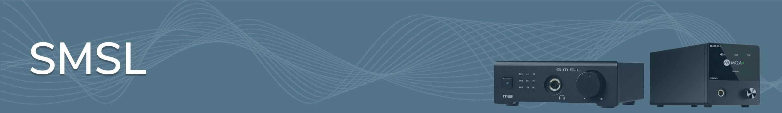 SMSL audio producten