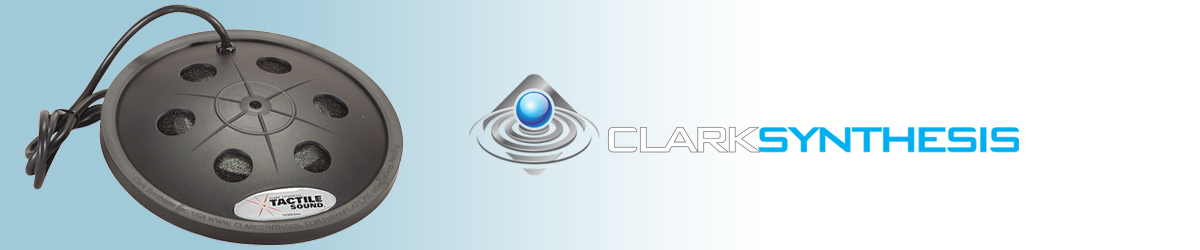 Order Clark Synthesis audio products