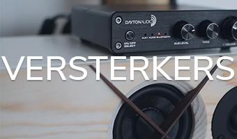 Dayton Audio versterkers