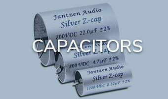 Jantzen Audio capacitors