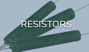Jantzen Audio resistors