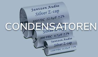 Jantzen Audio condensatoren
