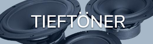 SB Acoustics tieftöner