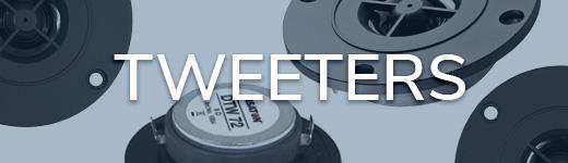 Visaton tweeters
