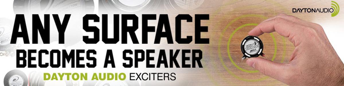 SoundImports eu | Exciters - Uw one-stop-shop voor DIY audio