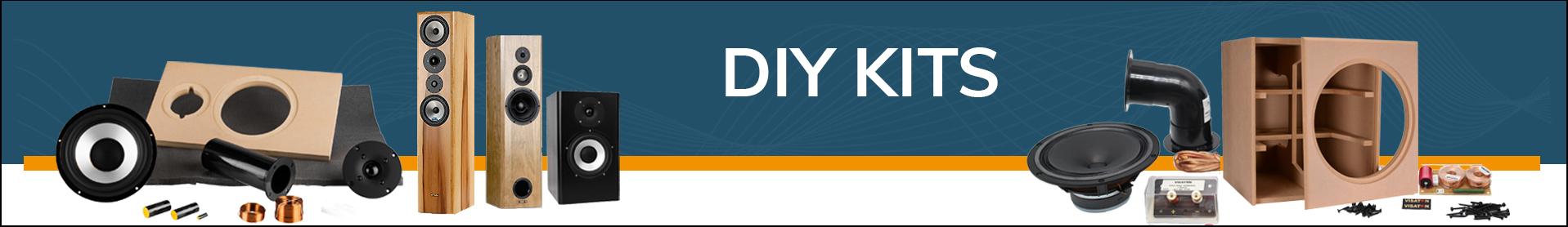 Subwoofer DIY kits