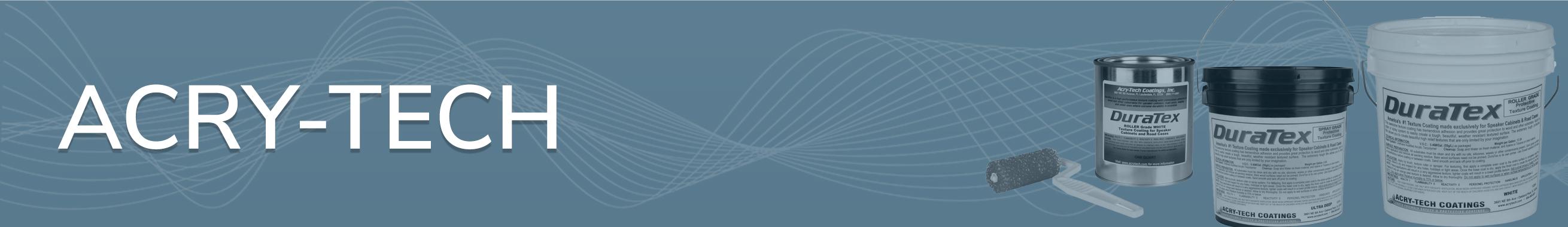 Acry-Tech produkte bestellen